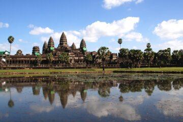 Thailand, Cambodia and Vietnam