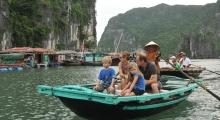 Visiting Vung Vieng Village