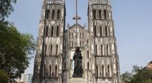 St Joseph's Catholic Cathedral, Hanoi, Vietnam