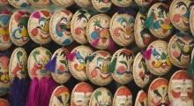 Facemasks in Hanoi