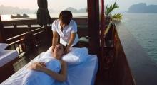 Halong-Bay-Cruises-Massage-on-cruise