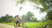 Mai Chau Lodge_ Biking 1