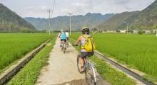 Mai Chau Lodge_ Biking