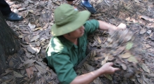 tour 6 day 4 - visit cu chi tunnels
