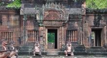 siem reap - bantey srei temple (3)
