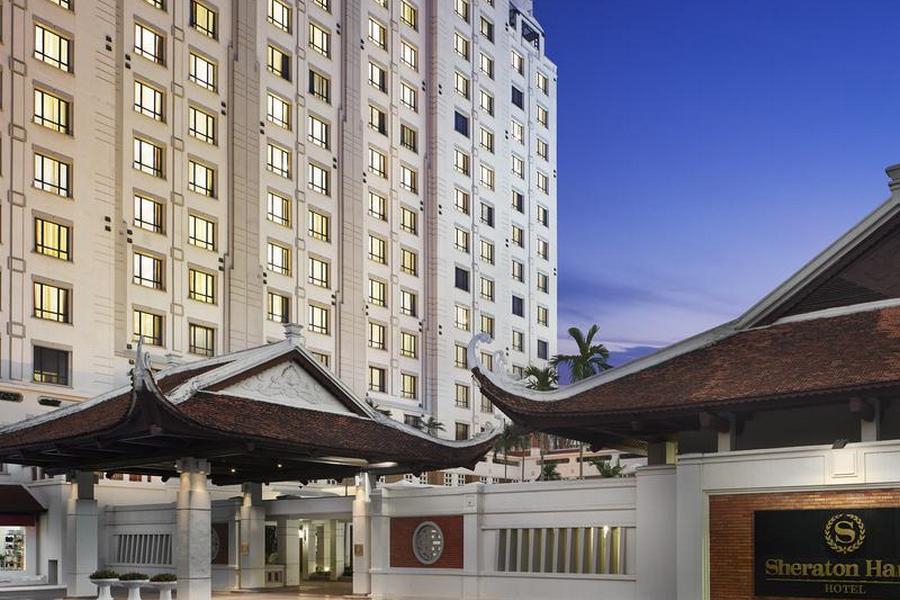 Sheraton Hanoi Hotel Hanoi Vietnam