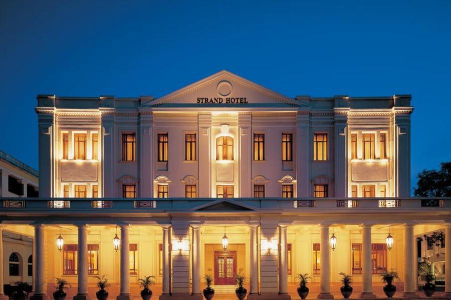 The Strand Hotel, Yangon, Myanmar