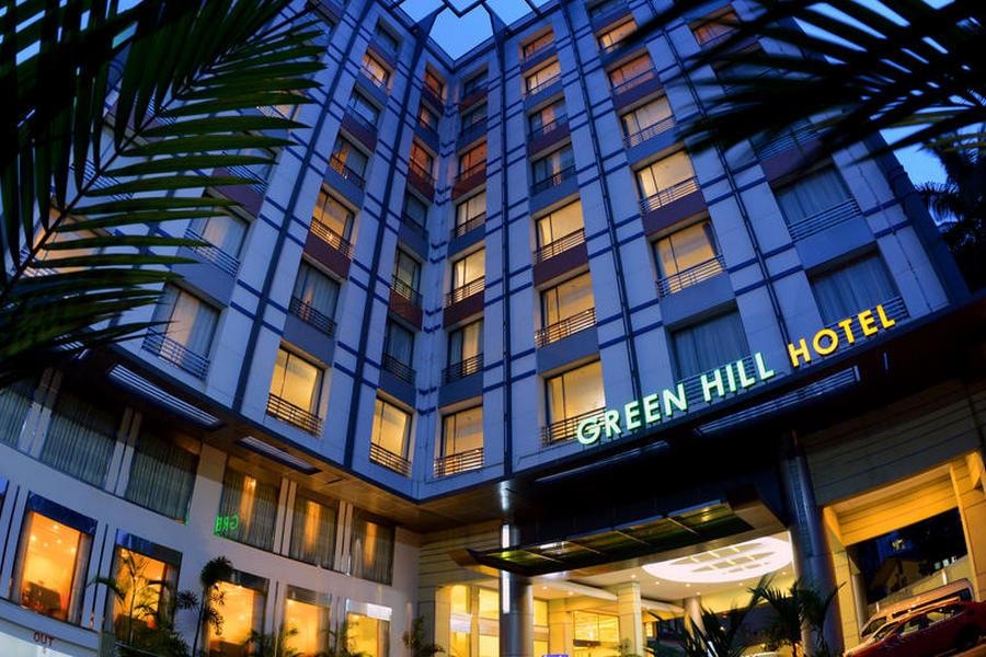 Best Western Green Hill Hotel, Yangon, Myanmar
