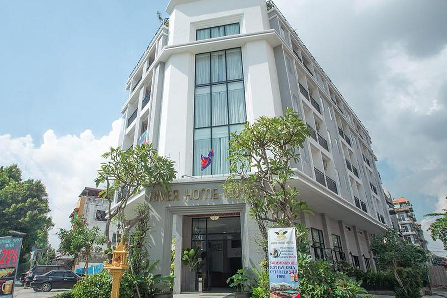 River Home Boutique Hotel Phnom Penh, Cambodia