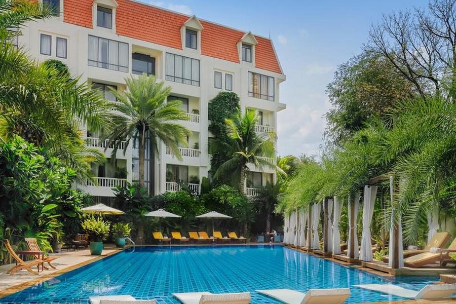 Palace Gate Hotel & Resort Phnom Penh, Cambodia
