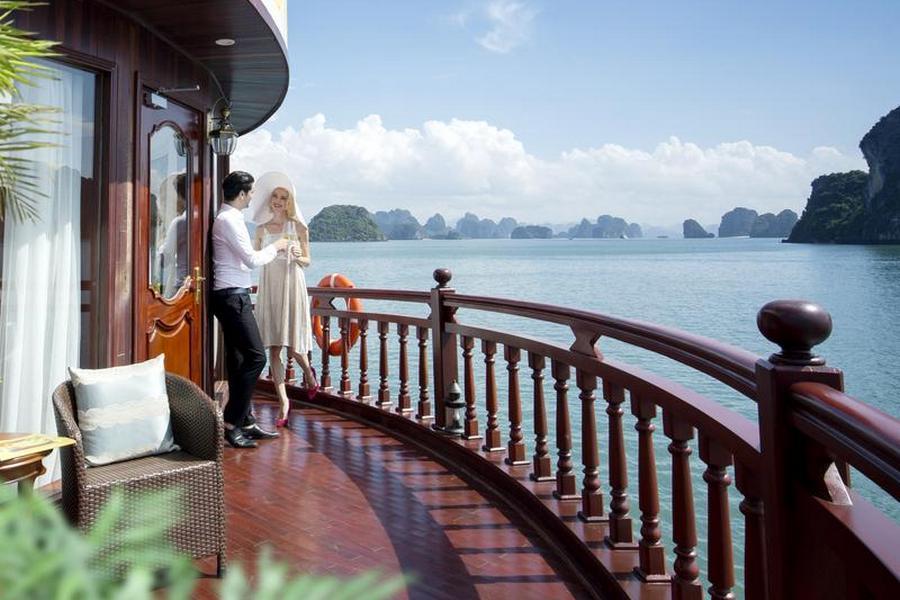 Emperor Halong Cruise Vietnam