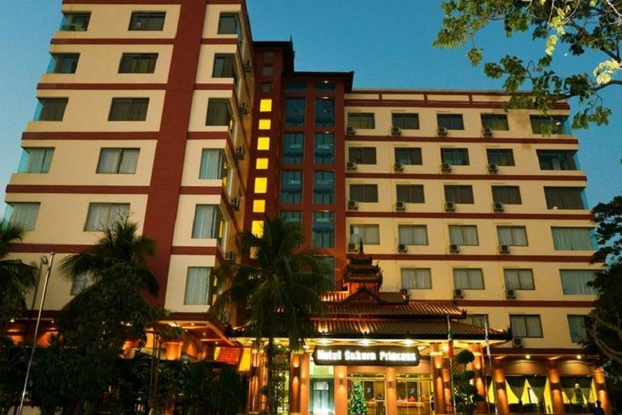 Sakura Princess Hotel, Mandalay, Myanmar