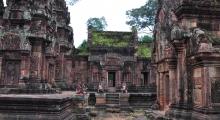 siem reap - bantey srei temple (2)