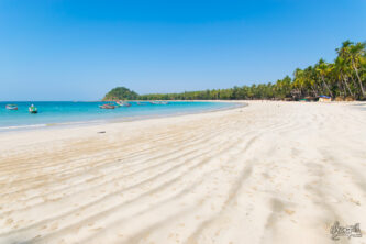 Get Your Dose of Vitamin SEA: The Top 9 Beaches in Myanmar