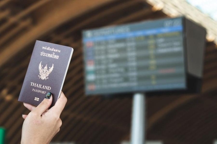 e-passport Thailand
