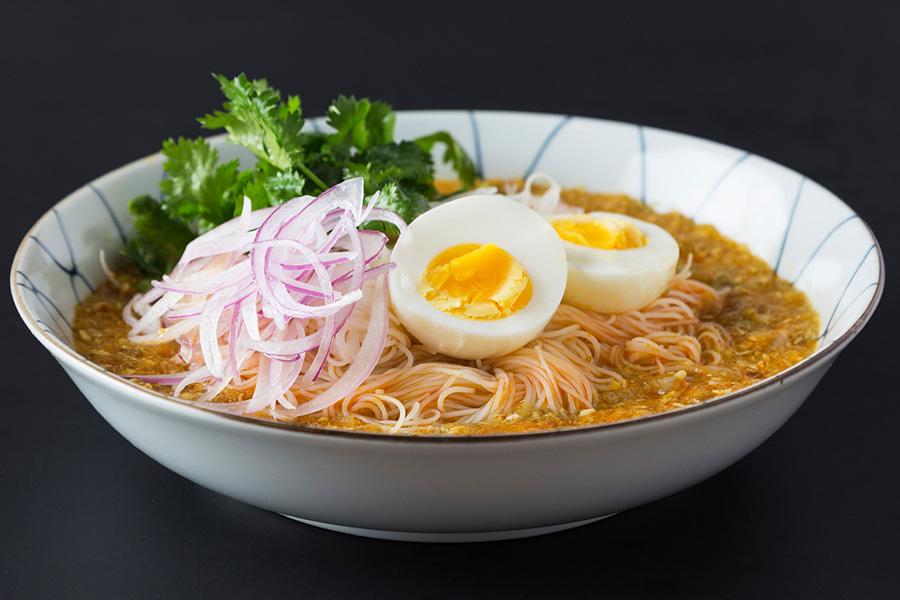 Monhinga Soup
